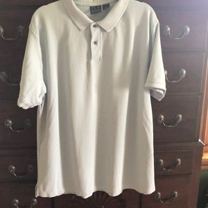 Jos.A.Bank baby blue like new polo size XXL